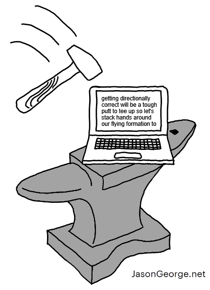 laptop anvil
