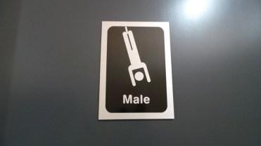 Bungy Men's Bathroom
