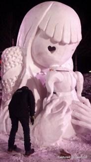 Snow Sculptures (4)