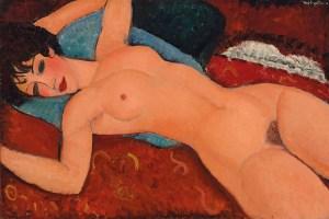 Christies-Modigliani