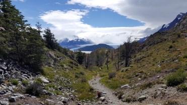 Torres Glacier Gray Path