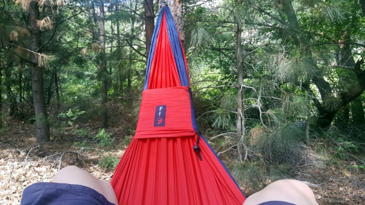 Hammock with Knees