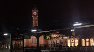 Ghent Station