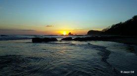13. Birthday Beaches Playa Maderas Sunset