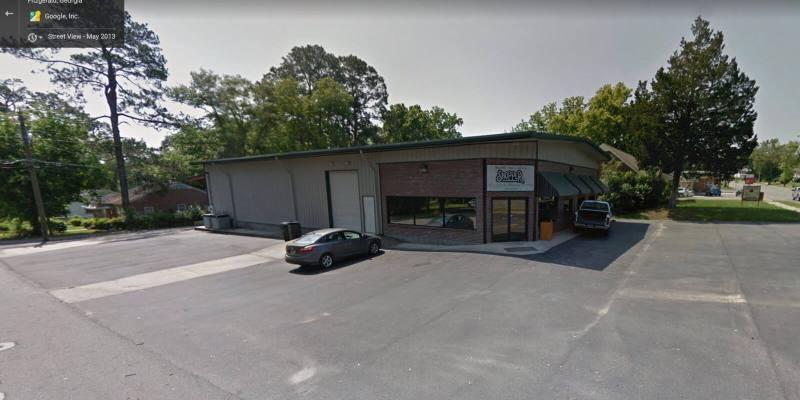 the exterior of the Georgia Shopper location in Fitzgerald, Georgia.
