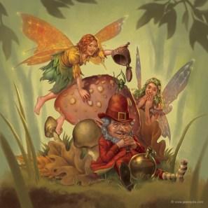 Tricksy Fairies