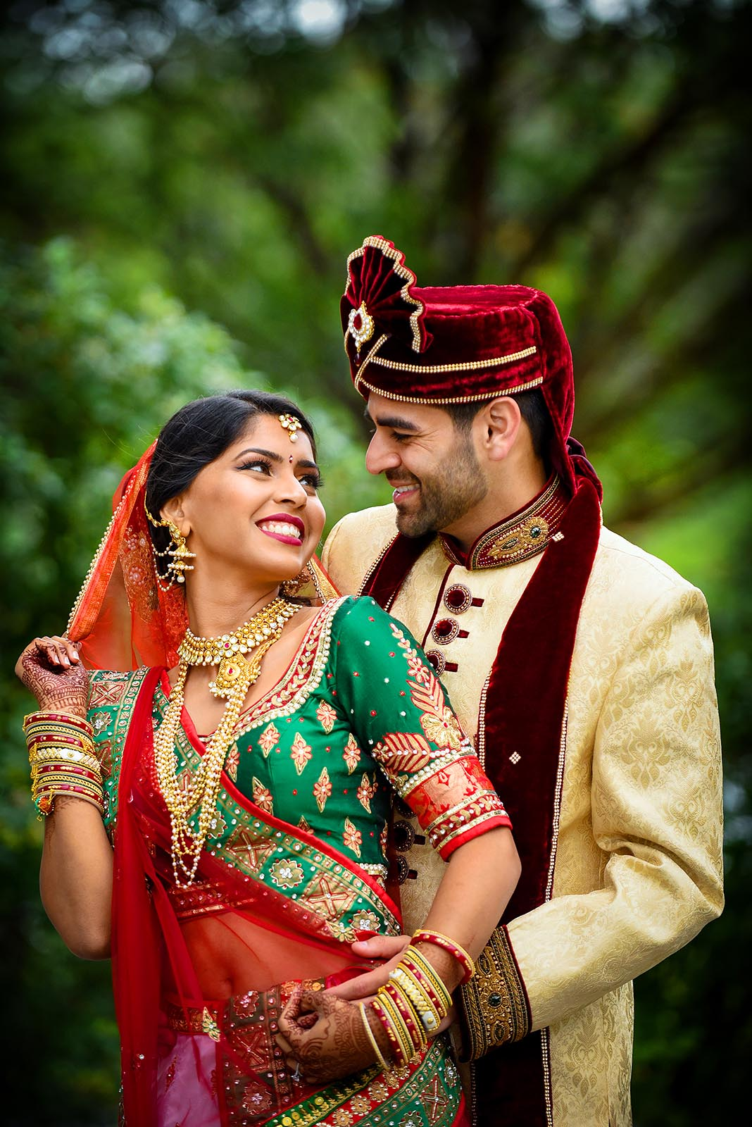 Indian bride Groom Photo