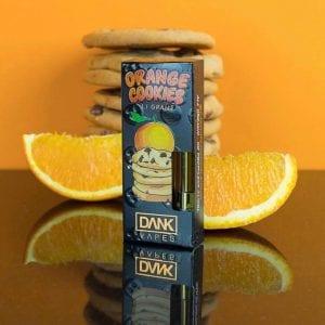 Orange Cookies Vape
