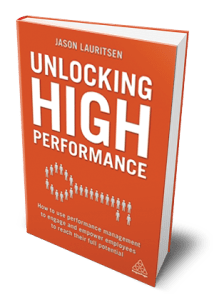 Jason Lauritsen - Book - Unlocking High Performance