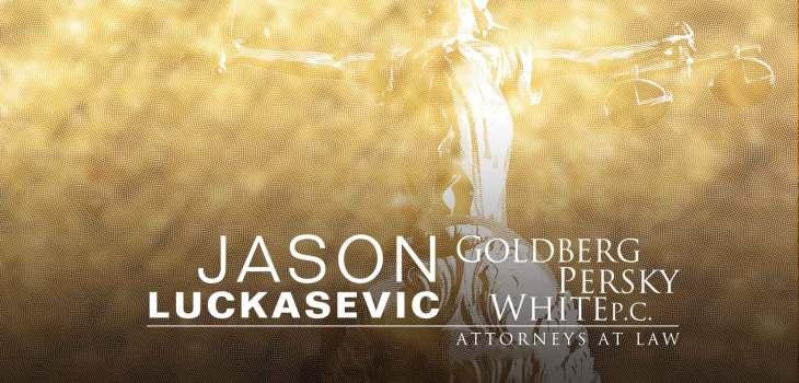 Attorney Jason Luckasevic. gpwlaw.com