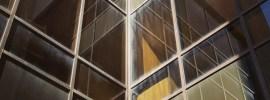 Geometric building reflection