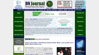 Domain Name Journal