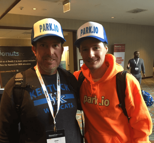 Interview with Steve Webb from Park.io