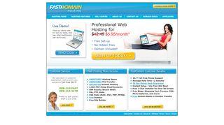 Fast Domain