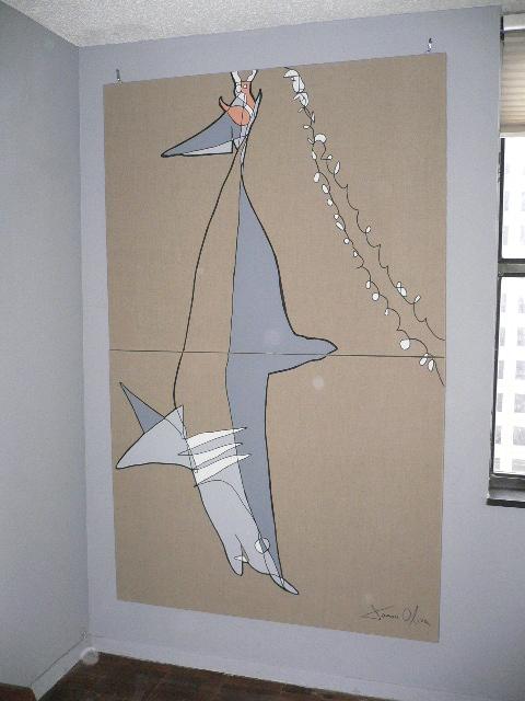 Shark Jason Oliva copyright 2007 - all rights reserved