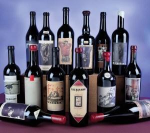 artist-wine-labels-Sine-Qua-Non-wine-Vertical