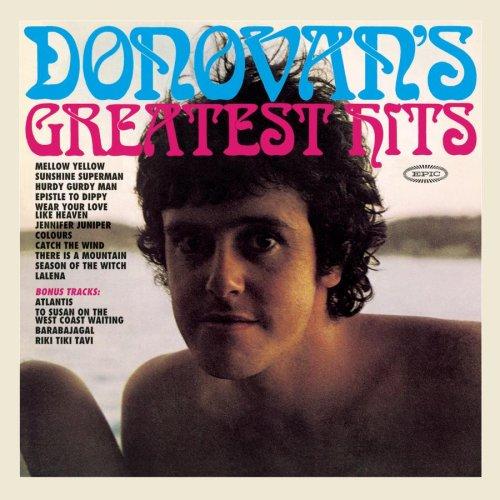Donavan Greatest Hits record jason oliva