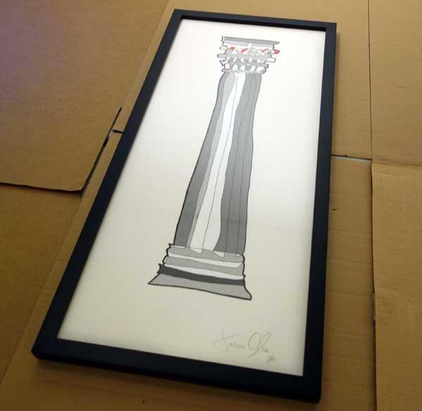 Column-ionic-Work--on-Paper-Jason-Oliva