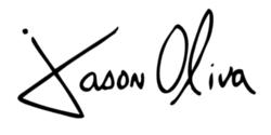 Jason Oliva Signature