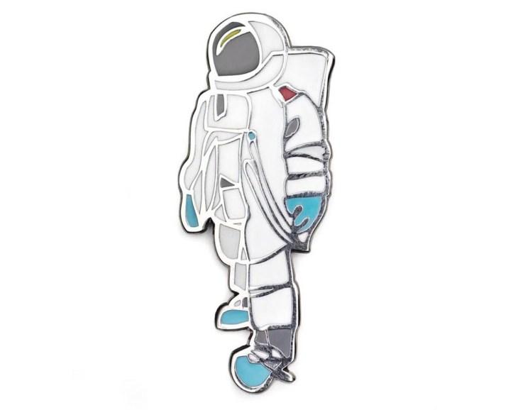 Astronaut Pin by Jason Oliva