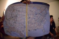 Old Fashion Map