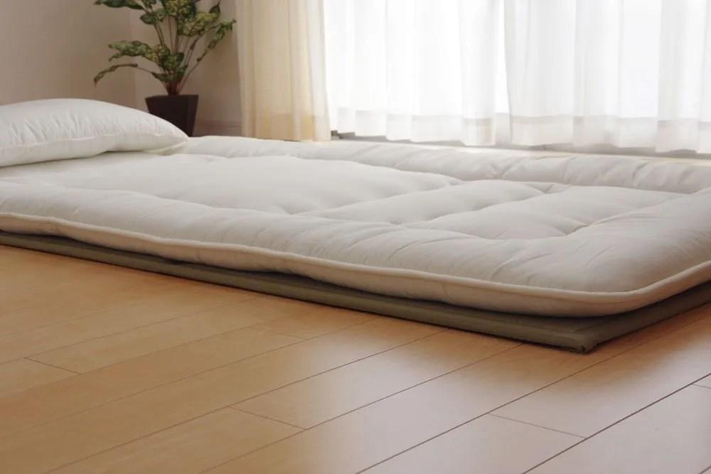 five advantages of a japanese futon