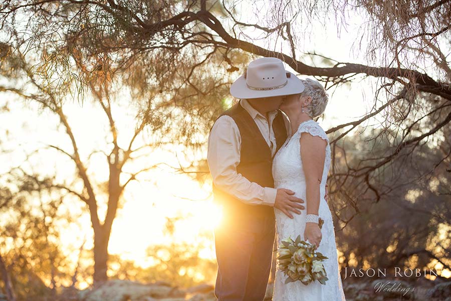 Destination Wedding Photography at Peregrines at Table Top Mountain NSW
