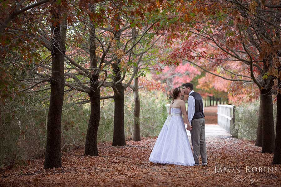Wedding Photography at Beechworth Chinese Gardens