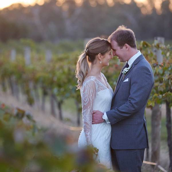 St Leonards WInery Wedding Photography by Melbourne and Albury Wedding Photographer Jason Robins