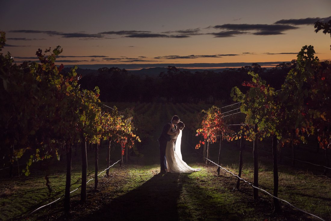 Wedding Photography Gapsted Winery and North East Victoria