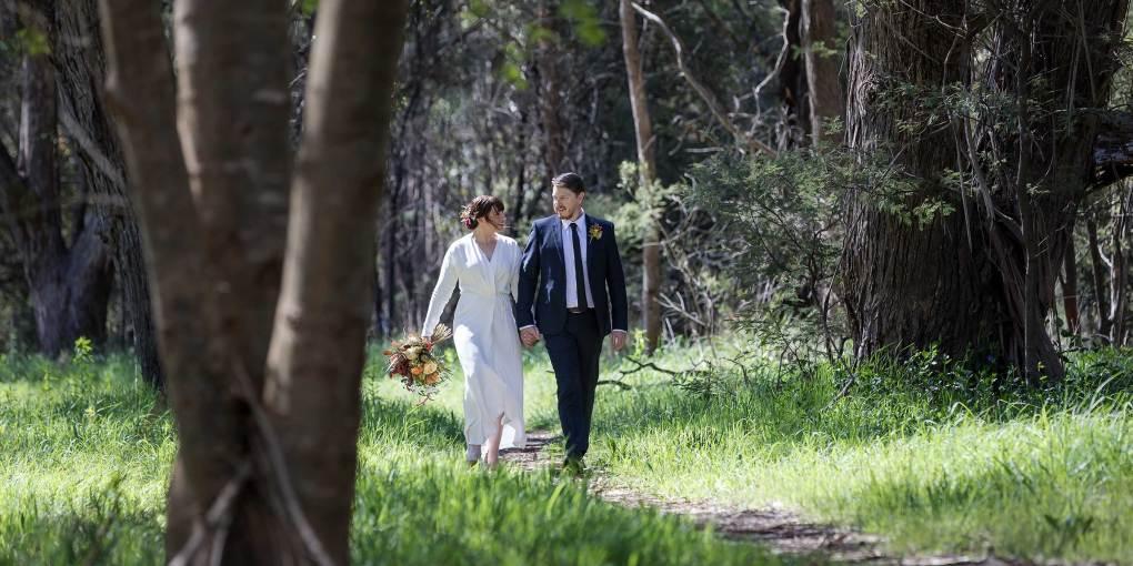 Wedding Photography Bright Victoria by AIPP Photographer Jason Robins