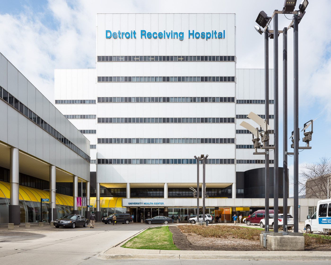 Detroit Medical Center | Jason R Woods | Architectural Photography