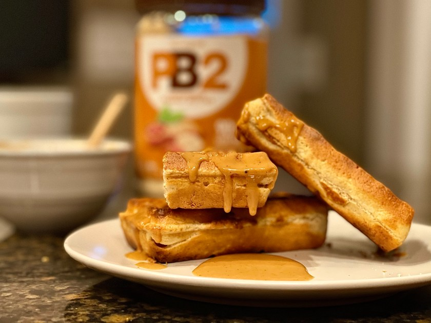 PB2 syrup Pourable PB2 Ooey Gooey PB2