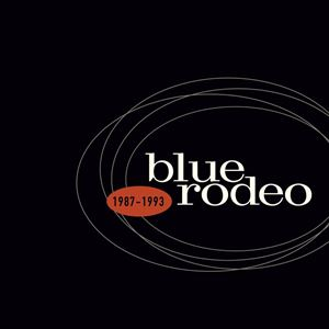 Blue Rodeo Box