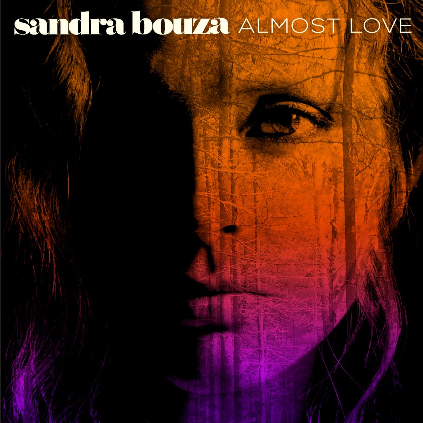 SANDRA BOUZA-Almost Love [Single 2019] COVER