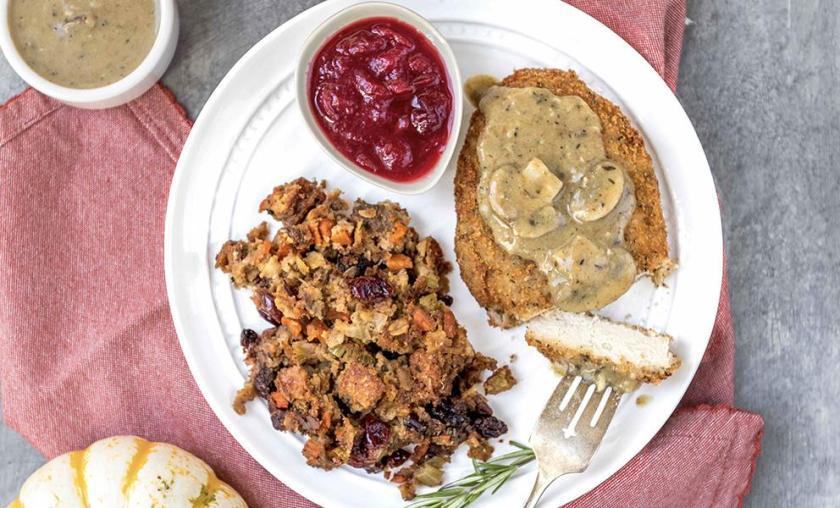 Veestro Herb Crusted Turk'y Dinner