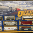Bachmann HO Scale Overland Limited Train Set NEW 00614