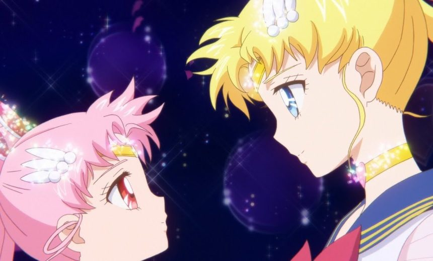 Sailor Moon Eternal: The Movie (2021) Review