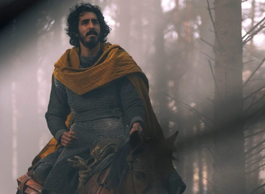 The Green Knight (2021) Review (600th Review)