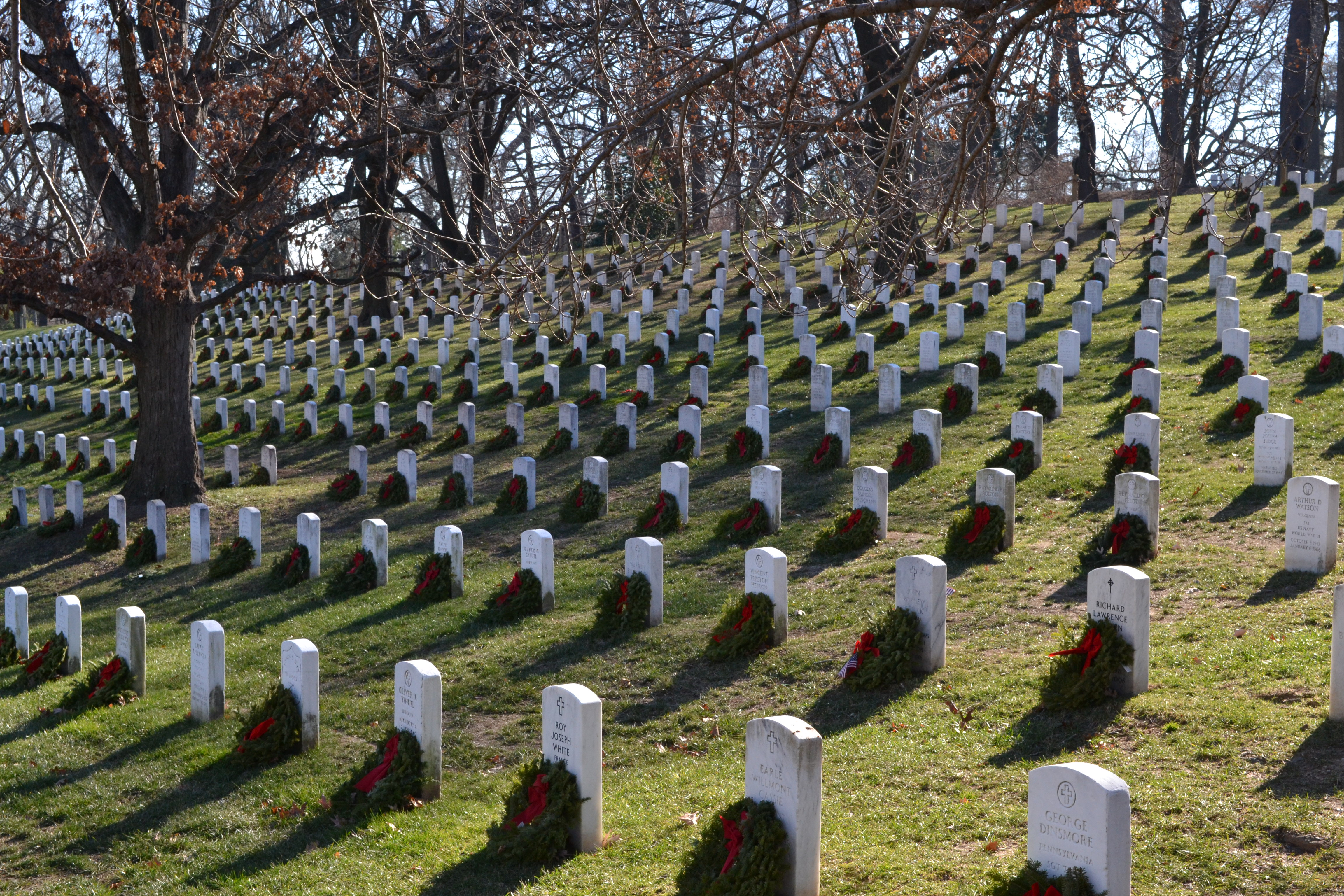Visiting The Arlington National Cemetery