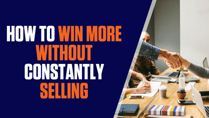 How to Win More Agency Clients Without Constantly Selling