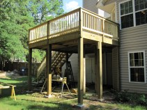 Deck Expansion Project #1