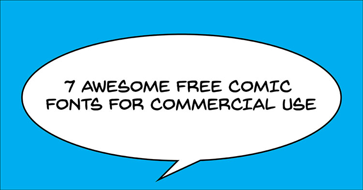 Featured image for comic lettering fonts