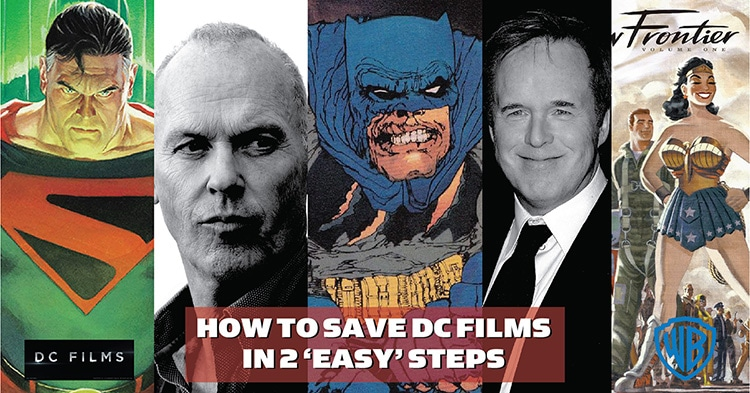 How to Save DC Films