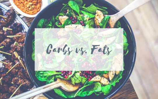 Carbs vs Fats: The Debate Drags On