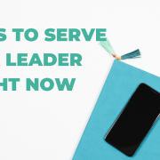 If you're wondering how to best market and create content in the current climate, here are seven ways to serve as a leader right now for your customers.