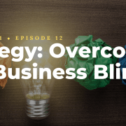 Strategy: Overcoming Costly Business Blindspots
