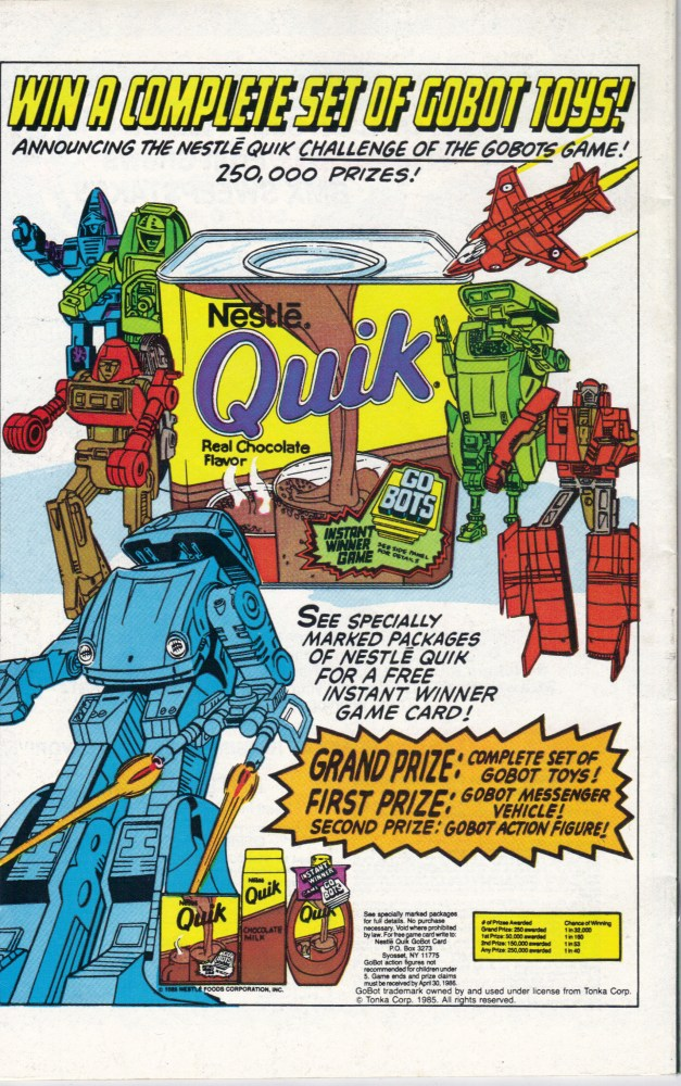 Reminiscing With Old Comic Book Ads (5/6)