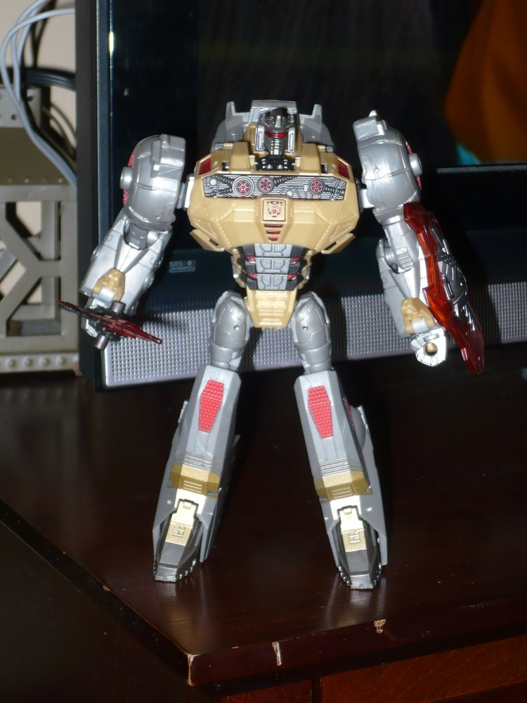 Transformers Generations : Fall of Cybertron - Grimlock (3/6)