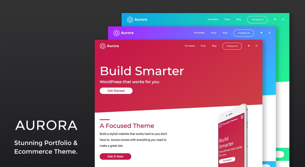 Zuul WordPress Theme